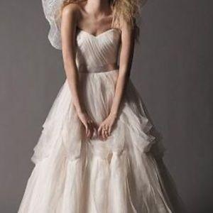 Watters Chantelle Gown